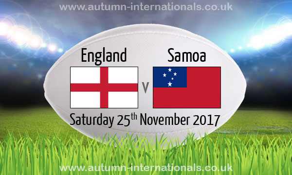 Image result for England vs Samoa rugby pictures