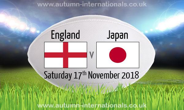 Japan England