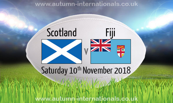 Image result for Fiji vs Scotland Rugby Friendly Match 2018 Live pic logo