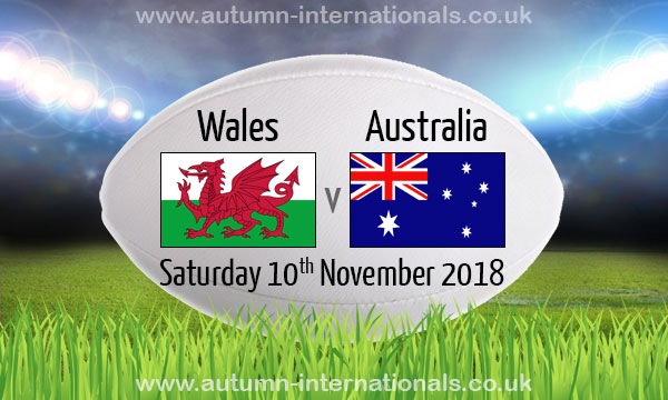 Image result for Wales vs Australia Rugby Friendly Match 2018 Live pic logo