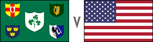 Rugby Ireland vs USA live