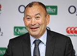 Eddie Jones at England squad announcement
