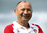 Eddie Jones believes the heat and humidity of Japan can be an advantage for England
