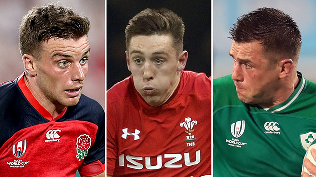 George Ford Josh Adams and CJ Stander have impressed at the World Cup so far