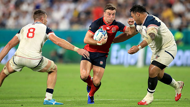 George Ford has been in good form for England at the World Cup