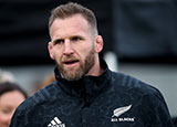 Kieran Read in London during the 2018 autumn internationals