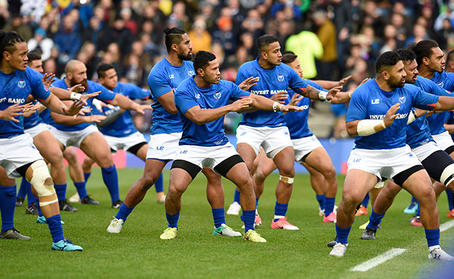 RFU to pay Samoa £75,000 goodwill gesture